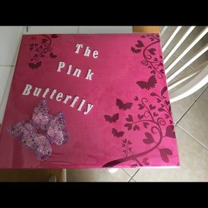 The Pink Butterfly